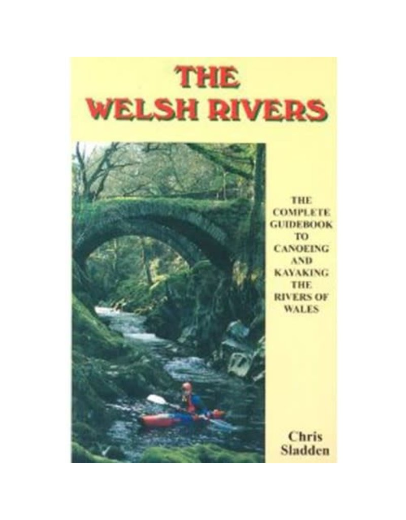 Boek/DVD Boek - The Welsh Rivers