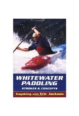 Boek/DVD Boek - Whitewater Paddling
