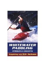 Boek - Whitewater Paddling