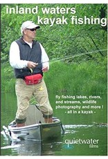 Boek/DVD DVD - Inland Water Kayak Fishing