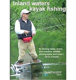 Boek/DVD DVD - Inland Water Kayak Fishing