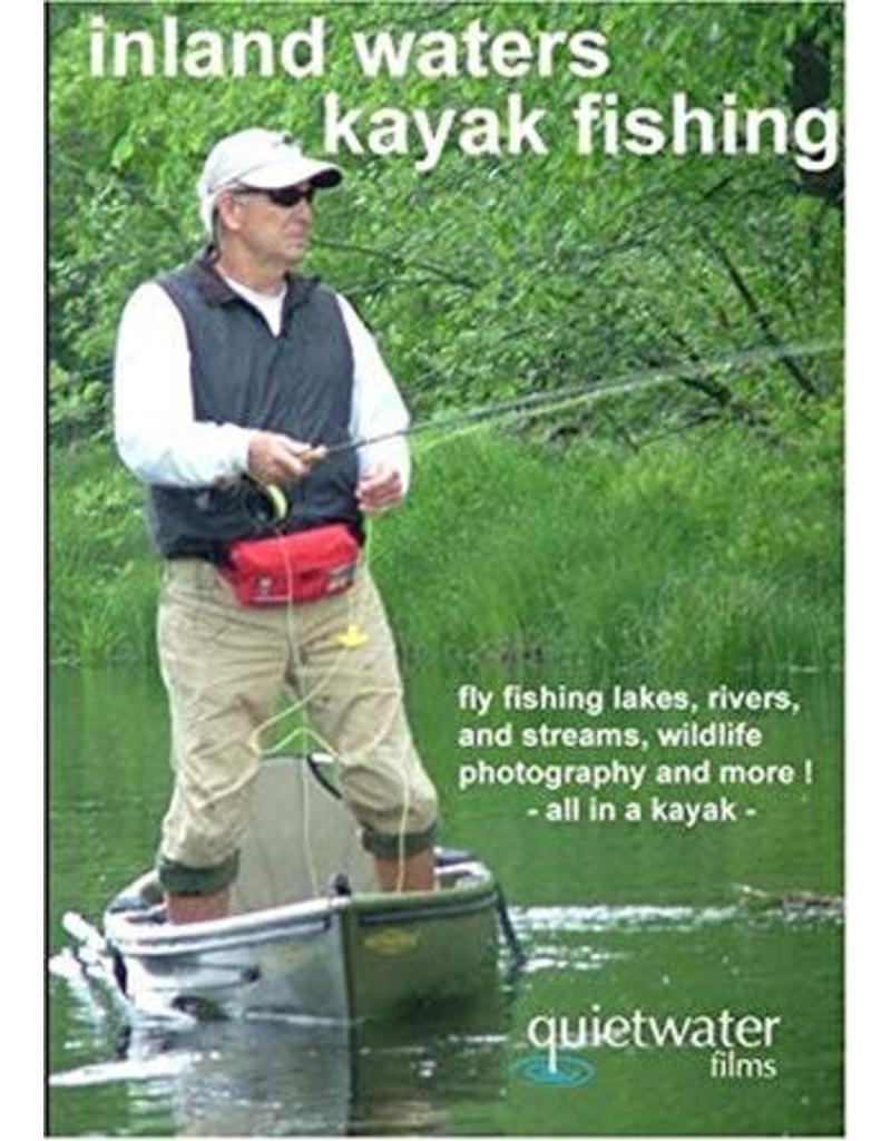 DVD - Inland Water Kayak Fishing