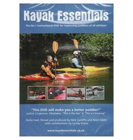 Boek/DVD DVD - Kayak Essentials