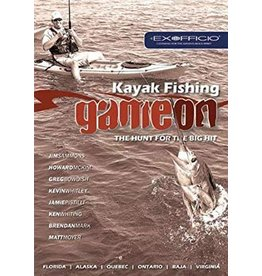 DVD - Kayak Fishing Game on