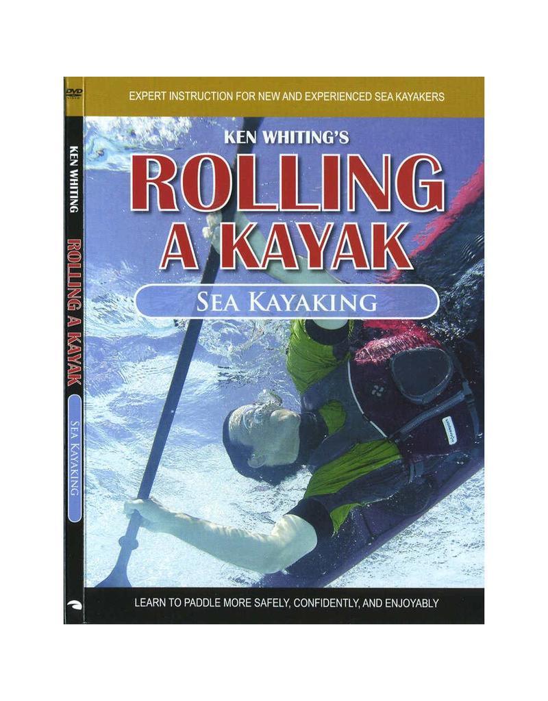 Boek/DVD DVD - Rolling a Kayak (seakayaking)