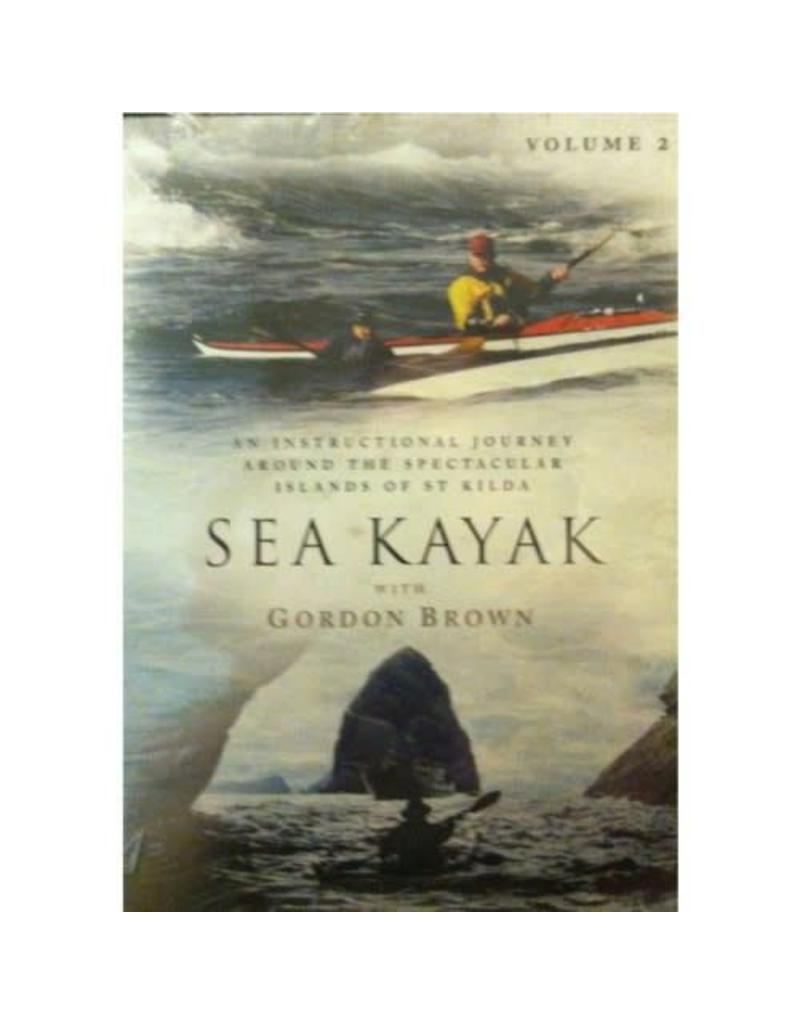 Boek/DVD DVD - Sea kayak Gordon Brown CD2