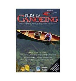Boek/DVD DVD - This is canoeing