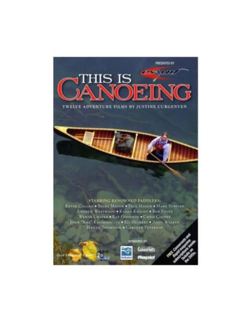 DVD - This is canoeing