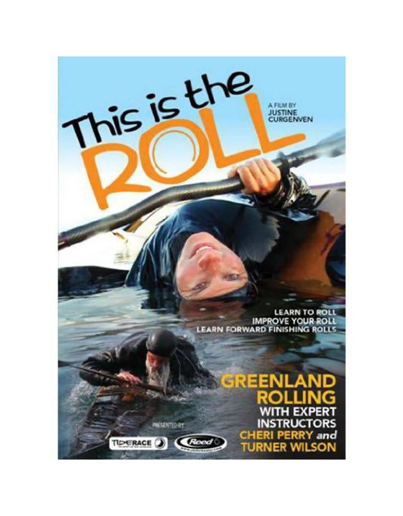 Boek/DVD DVD - This is the roll - Greenland Rolling
