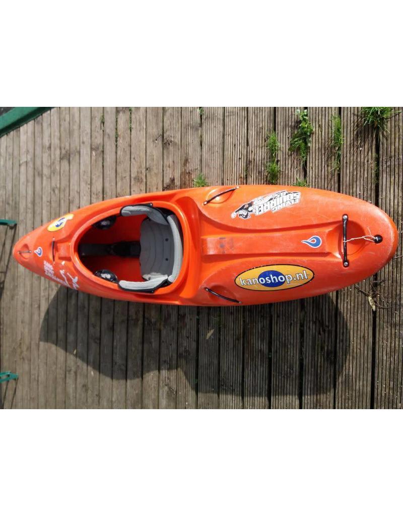 LiquidLogic LiquidLogic Flying Squirrel 85 Orange gebruikt