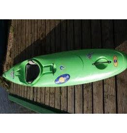 LiquidLogic Stinger green gebruikt