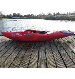 Jackson Kayak Jackson Zen M red gebruikt