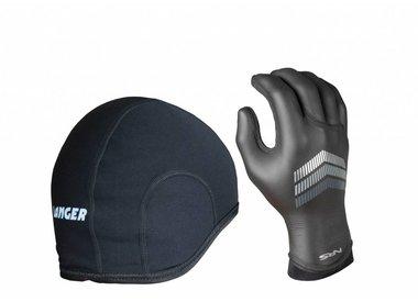 Handschoenen, mutsen en brillen