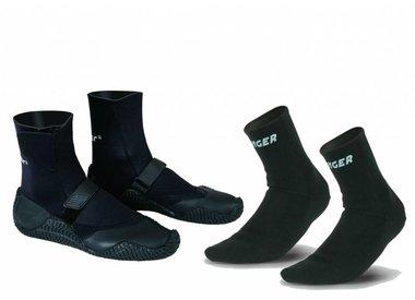 Schoenen en sokken