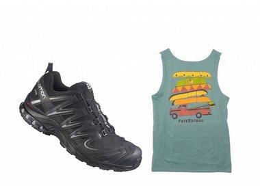 Outdoor- en sportkleding