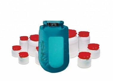 Waterdichte tassen en tonnen