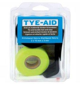 Tye-Aid Tye-Aid Klitteband-Velcro