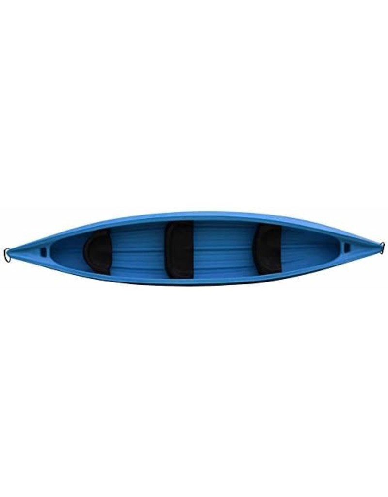 Tahe Marine DEMO - Tahe Yuma blauw