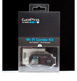 Gopro Wi-Fi BacPac + Remote combo kit