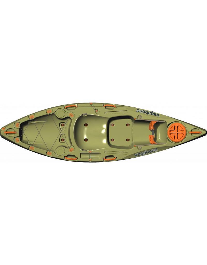 Vagabond Kayaks Tsomo - Nu incl. Peddel