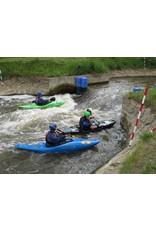 Zwalker Wildwater kajakweekend Luxemburg (Wildwaterbaan Diekirch)