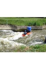 Wildwater kajakweekend Luxemburg (Wildwaterbaan Diekirch)
