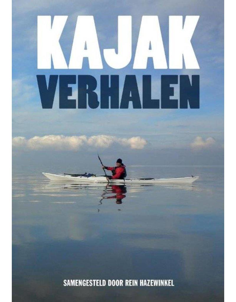 Kanoshop Boek - Kajak Verhalen