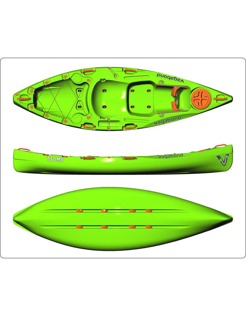 Vagabond Kayaks Tsomo kayak