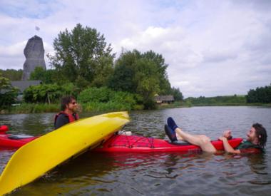 Veiligheid en kano-reddingen