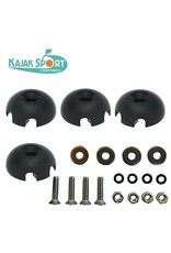 Kajaksport KajakSport Deckfitting 40/13 - 5mm (set 4 stuks)