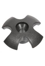 Kajaksport Reccessed Deckfitting 5mm Round/Cross