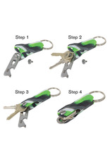 Chums Key Quiver Keychain