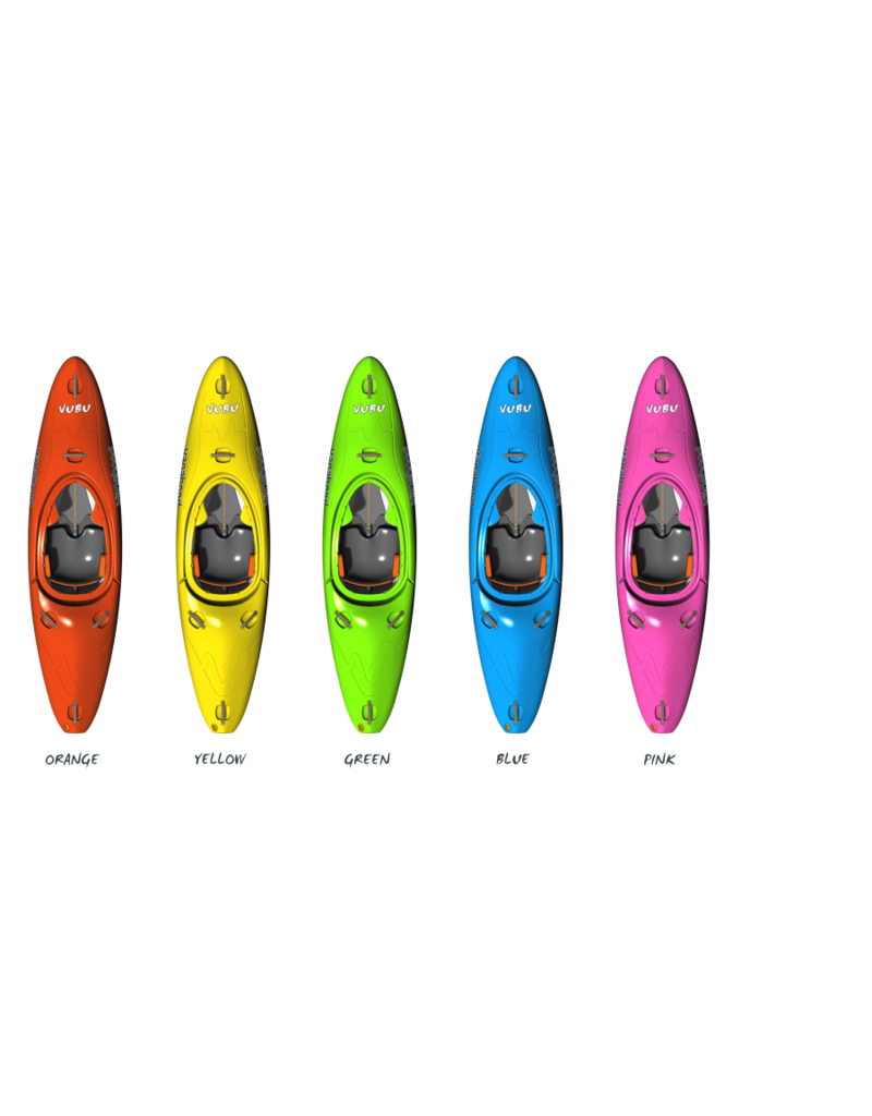 Vagabond Kayaks Vubu