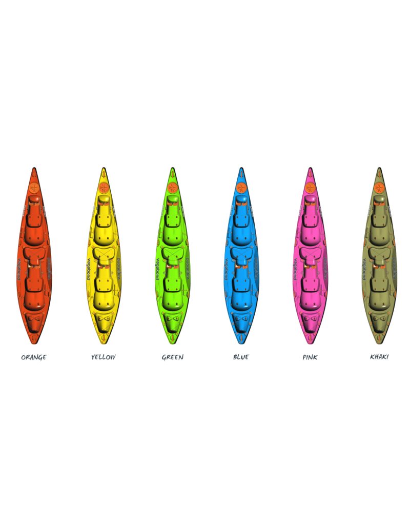 Vagabond Kayaks Mazowe