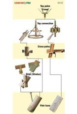 Tentipi 21078 Cross Pole Tensioner 19/50