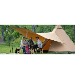 Tentipi Canopy 7/9 Comfort CP