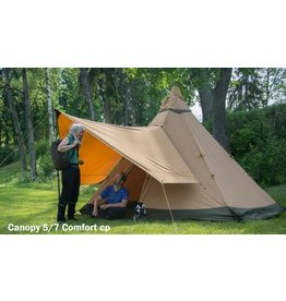 Tentipi Canopy 5/7 Comfort CP