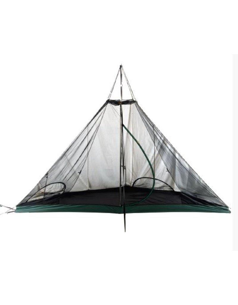 Tentipi 11969 Mesh Inner Tent 9 Base, Half