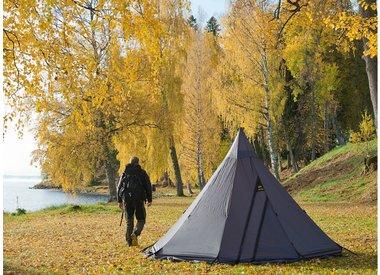 Tent palen