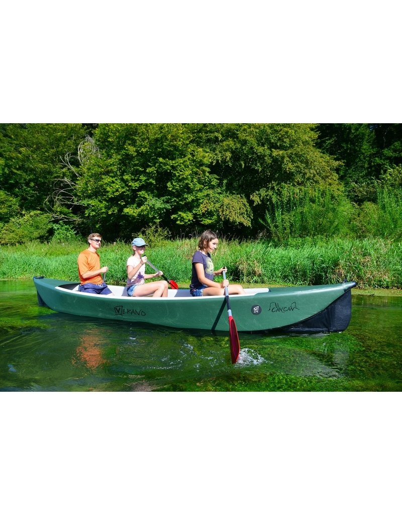 Verano Cancan - Opblaasbare Open Kano