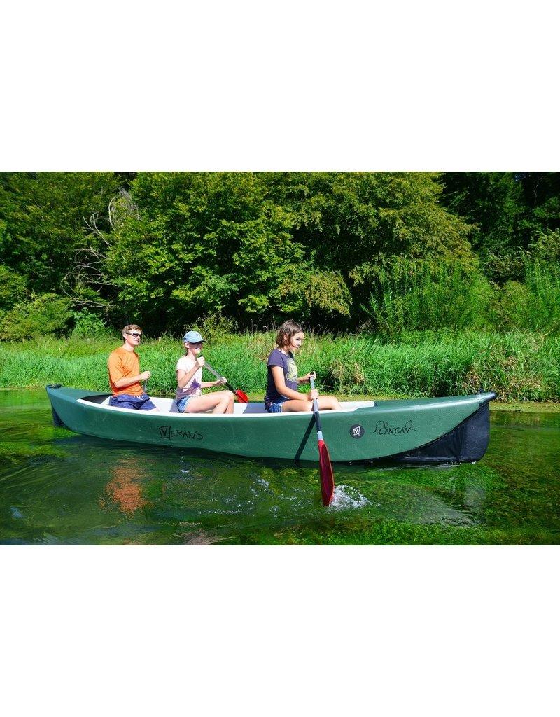 Verano Verano Cancan - Opblaasbare Open Kano
