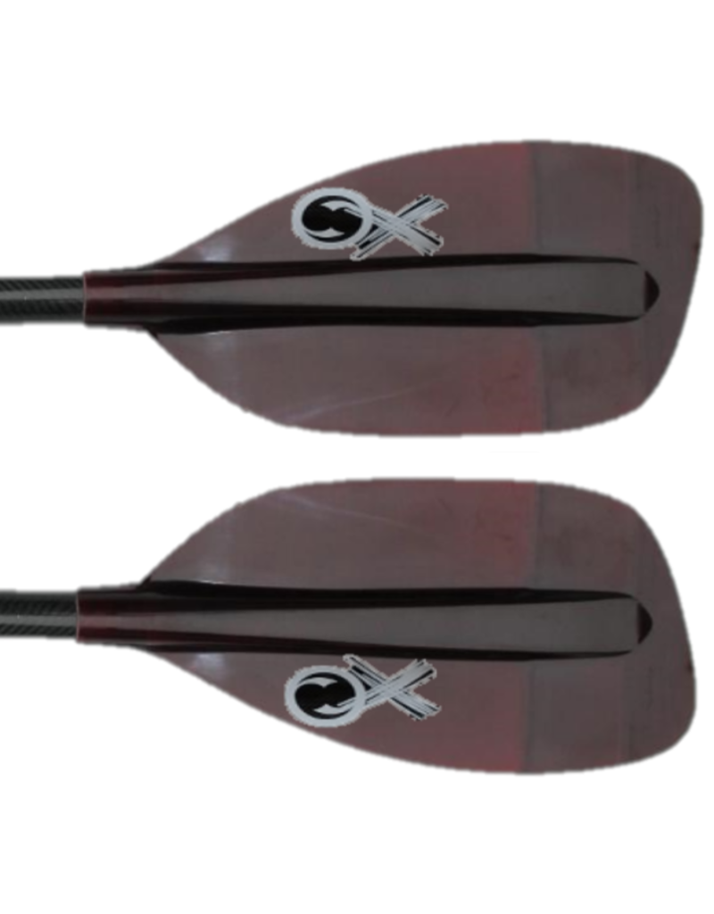 OX Carbon/Glasvezel Wildwater peddel