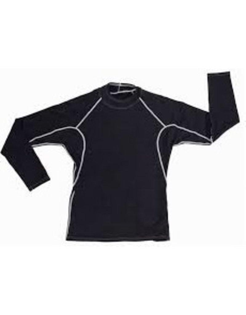 Langer Fleece Shirt Lange Mouw