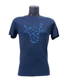 OV Vrije tijd t-shirt - Heren