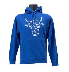 OV Kids Sports Club hoodie