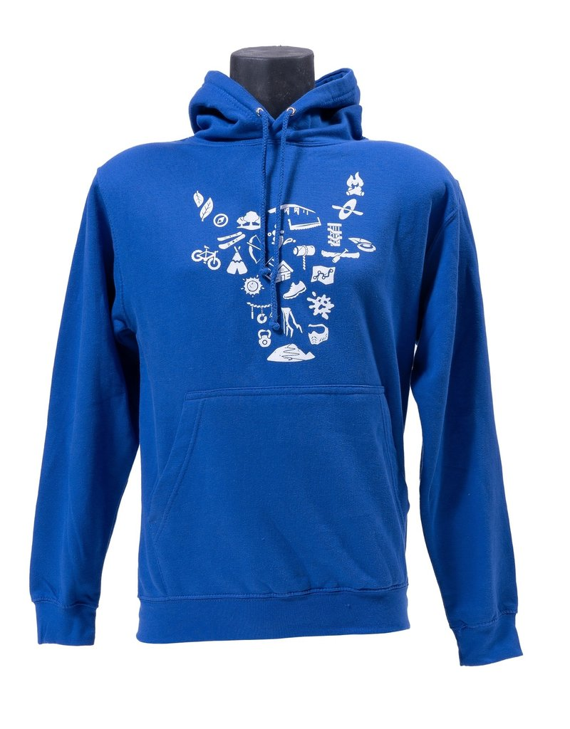 Outdoor Valley Sports Club Hoodie