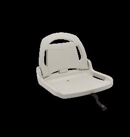 Pelican grey rear folding seat supports canoe 14.6