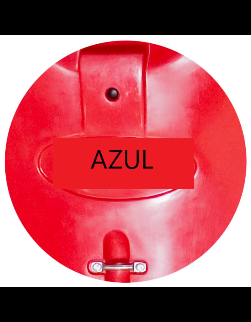 Azul Journey 13 met skeg