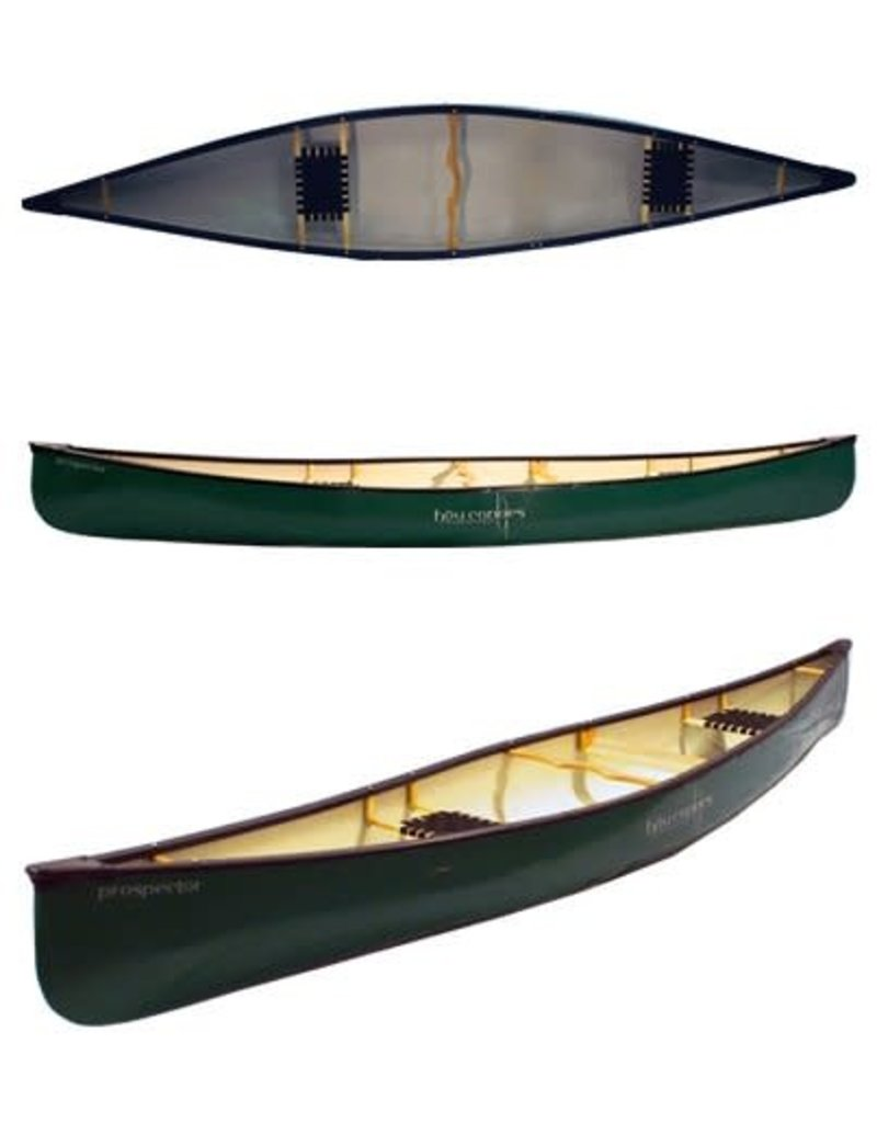 Hou Canoes Hou Canoes 16 ft Prospector