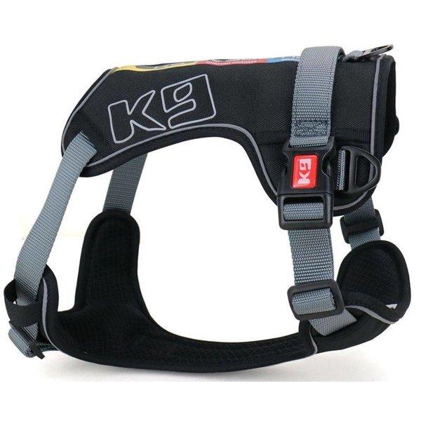 K9 Evolution Quattro Harness - Mantrailing & CaniCross
